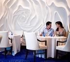Celebrity Cruises' blu Restaurant