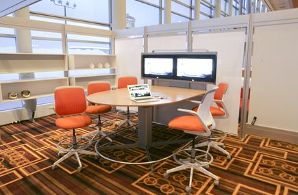 Marriott Puts Innovations in Meetings on the Table