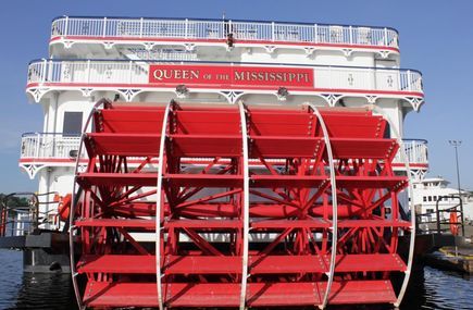 Deluxe Paddlewheeler Readies for Mississippi Debut