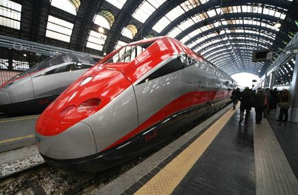 Italian Rail to Distribute Via Amadeus Worldwide