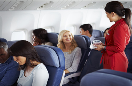 New Delta-Amadeus Agreement Includes Economy Comfort Seats