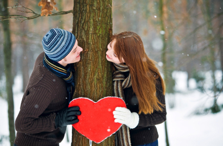 Valentine Message to Clients: Travel Is Good for Relationships
