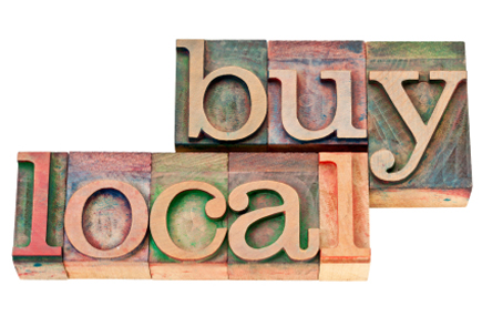 Buy Local. Its Good for Your Business