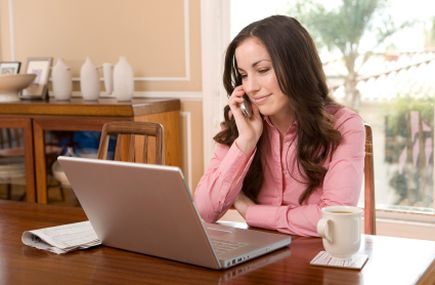 Working From Home: To Tell or Not to Tell?